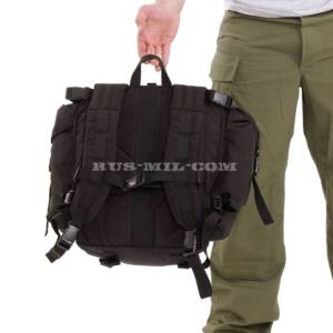 6sh112 backpack black russian army