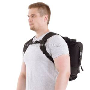 6sh112 backpack black utmbs