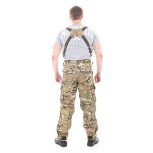 Bars Gorka-5 suit in multicam with fleece removable lining