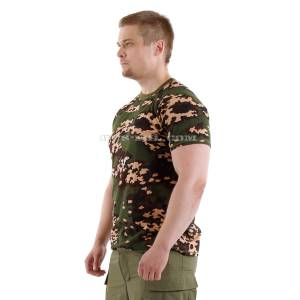 Russian Cotton T-Shirt in Partisan for sale