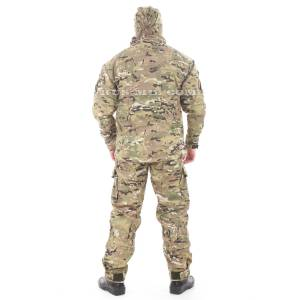buy Gorka-5 suit in multicam with fleece removable lining