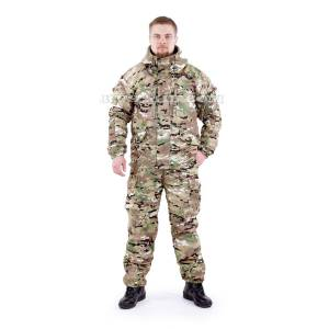 Buy membrane fleece lined Gorka suit in Multicam colour