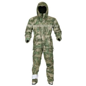 buy Membrane fleece lined Gorka suit in A-tacs fg colour