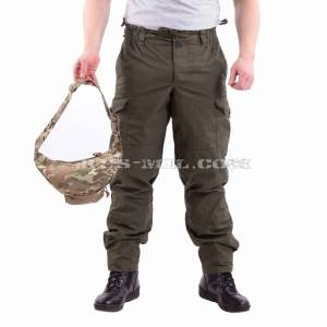 Russian army Waist Bag Multicam